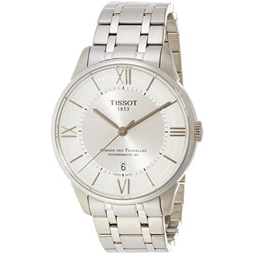 [ティソ]TISSOT 腕時計 シャミン・ドゥ・トゥレル パワーマチック80 機械式自動巻 T0994071103800 メンズ 【正規輸入品】