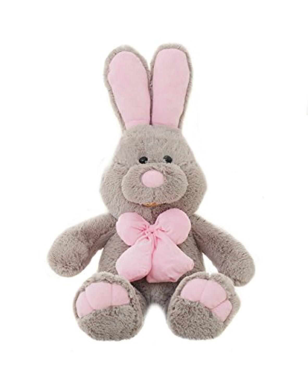 [viviwo]ウサギ ぬいぐるみ 縫いぐるみ 特大 抱き枕 大きい 90cm 120cm 130cm かわいい 兎 おもちゃ 手触りふわふわ ギフト 贈り物 キッズ 女の子 店飾り (M)