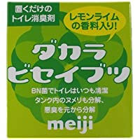 ダカラビセイブツ レモンライムの香料入り 容器入り 45g