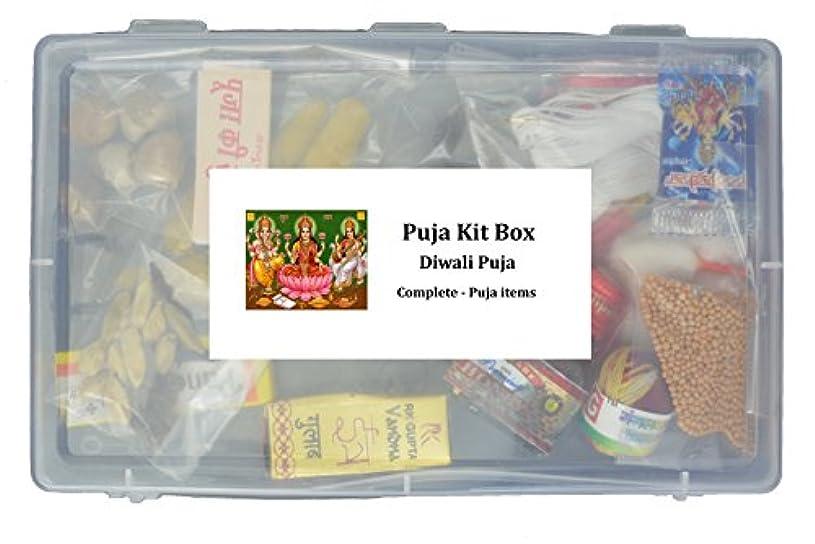 証言投資する明るくするDiwali Special供養セットComplete供養キット One Size