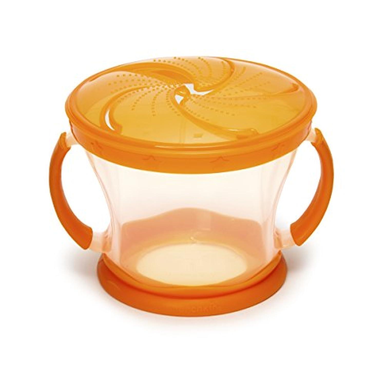 Munchkin Snack Catcher, 9 Ounce, 12+ Months - Orange by Munchkin