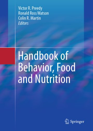 Handbook of Behavior, Food and Nutrition (English Edition)