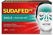 Sudafed Sinus & Pai