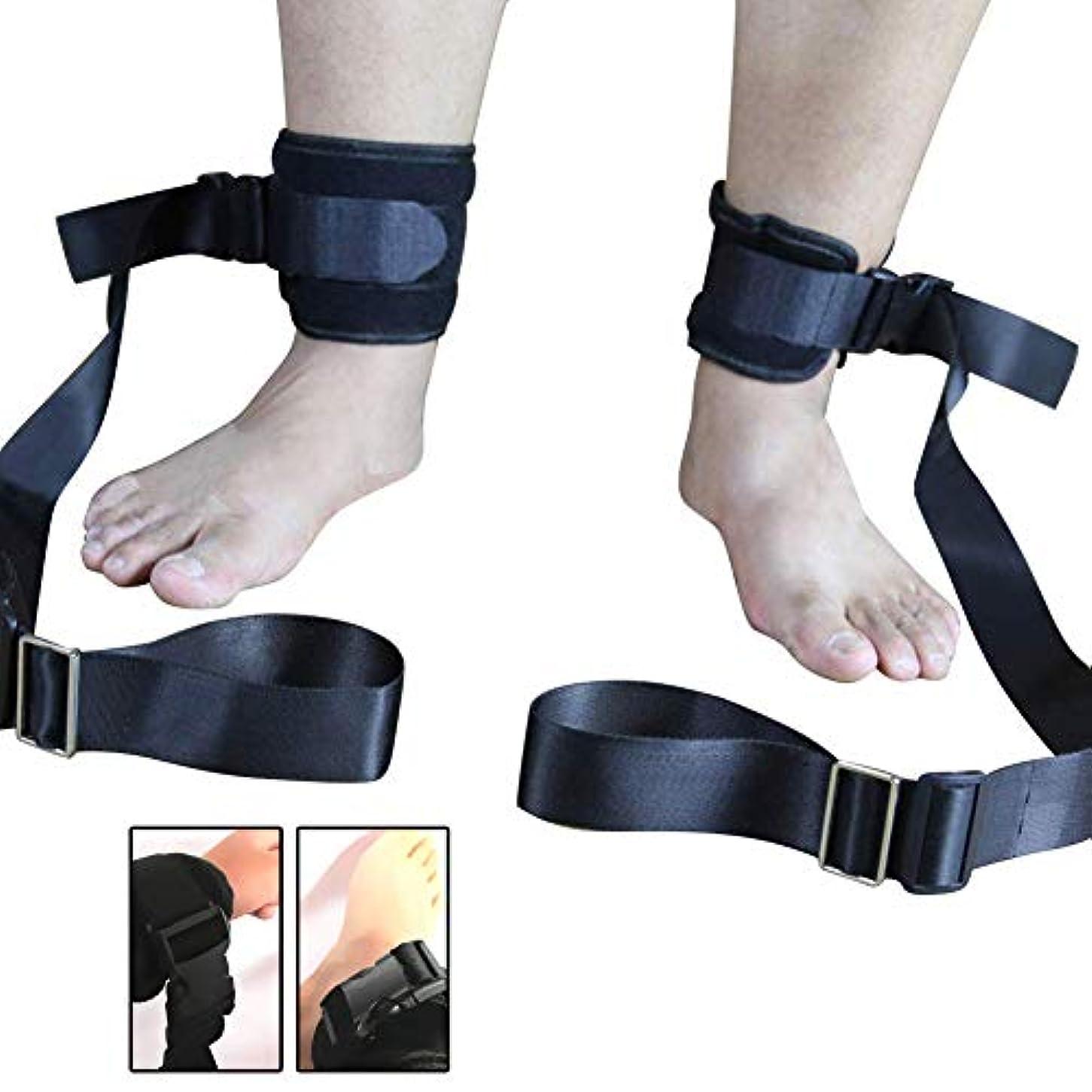 ピンポイント西部家畜手や足のための患者の肢ホルダー - クイックリリース肢ホルダー - 高齢者痴呆のための普遍的な制約管理(1ペア)