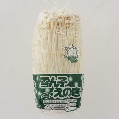 MC えのき茸(大) 200g 【冷凍・冷蔵】 3個