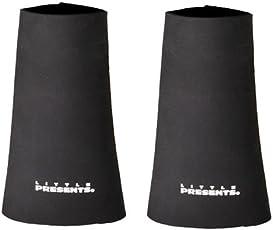 リトルプレゼンツ(LITTLE PRESENTS) グローブ ストレッチレインカフス AC-98 ブラック
