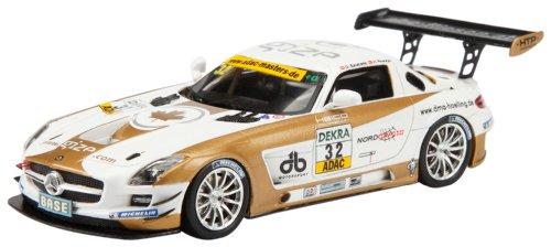 ★【シュコー】(1/43)メルセデス・ベンツ SLS AMG GT3 #32 HEICO MOTORSPORT Bauma(450882300)
