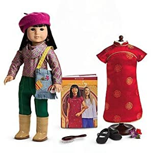 American Girl (アメリカンガール) Ivy's Chinese New Year Holiday doll Collection ドール 人形 フィギュア(並行輸入)