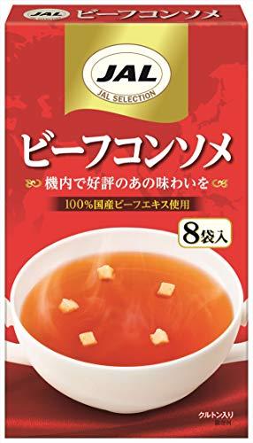 明治 JALビーフコンソメ(8袋入) 40g