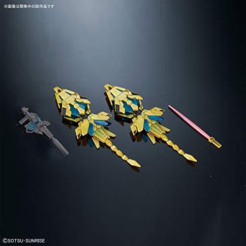 SDガンダム クロスシルエット ユニコーンガンダム3号機 フェネクス (デストロイモード) (ナラティブVer.) 色分け済みプラモデル