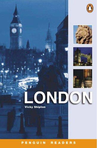 *LONDON     PGRN2 (Penguin Readers (Graded Readers))の詳細を見る