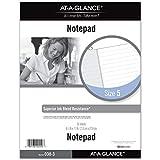 AT-A-GLANCE 罫線付きメモ帳 8.5 x 11インチ 30枚 (038-3)