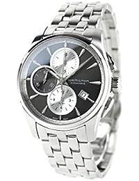 a18150083c [ハミルトン]HAMILTON 腕時計 ジャズマスター オート クロノグラフ H32596181 メンズ [並行輸入品