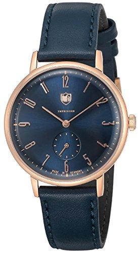 [ドゥッファ]DUFA 腕時計 Gropius ブルー文字盤 DF-9001-0F メンズ 【正規輸入品】