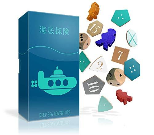 『テーブルゲーム 海底探検』のトップ画像