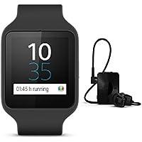 SONY ソニー SWR50 Smartwatch 3 リストバンド型活動量計 Android Wear (ブラック Black) [並行輸入品]