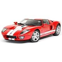 AUTOart 1/12 フォード GT (レッド?ホワイトストライプ) 完成品