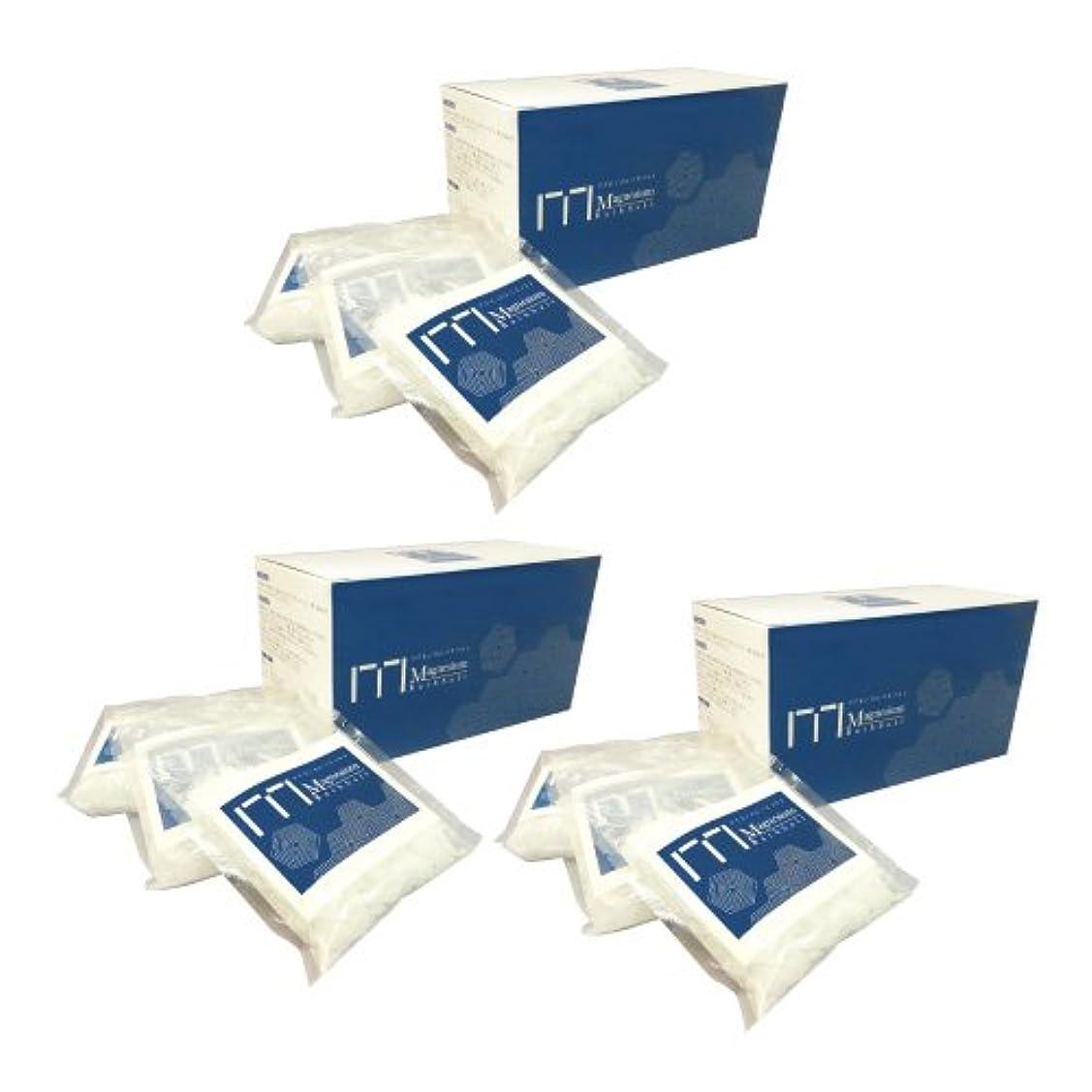 生物学忠実な選出するニューサイエンス マグネシウム入浴剤 (3個)