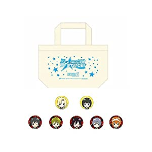 【Amazon.co.jp限定】 THE IDOLM@STER SideM 3rdLIVE TOUR ~GLORIOUS ST@GE!~ LIVE Blu-ray Side MAKUHARI Complete Box (ランチトートバッグ&缶バッジ7種セット(High×Joker、Altessimo)付)