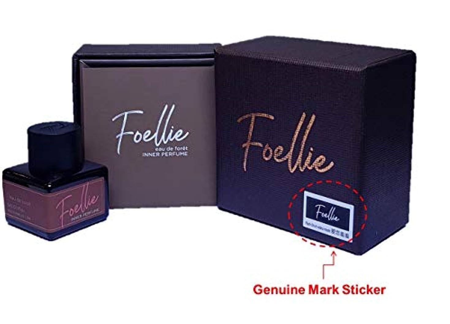 顕著ビジタートークン[フォエリー(FOELLIE)] eau de foret オードフォーレ – フェミニン、インナービューティー香水(下着用)、ウッディで爽快な森林のような香水 5ml(0.169 fl oz)