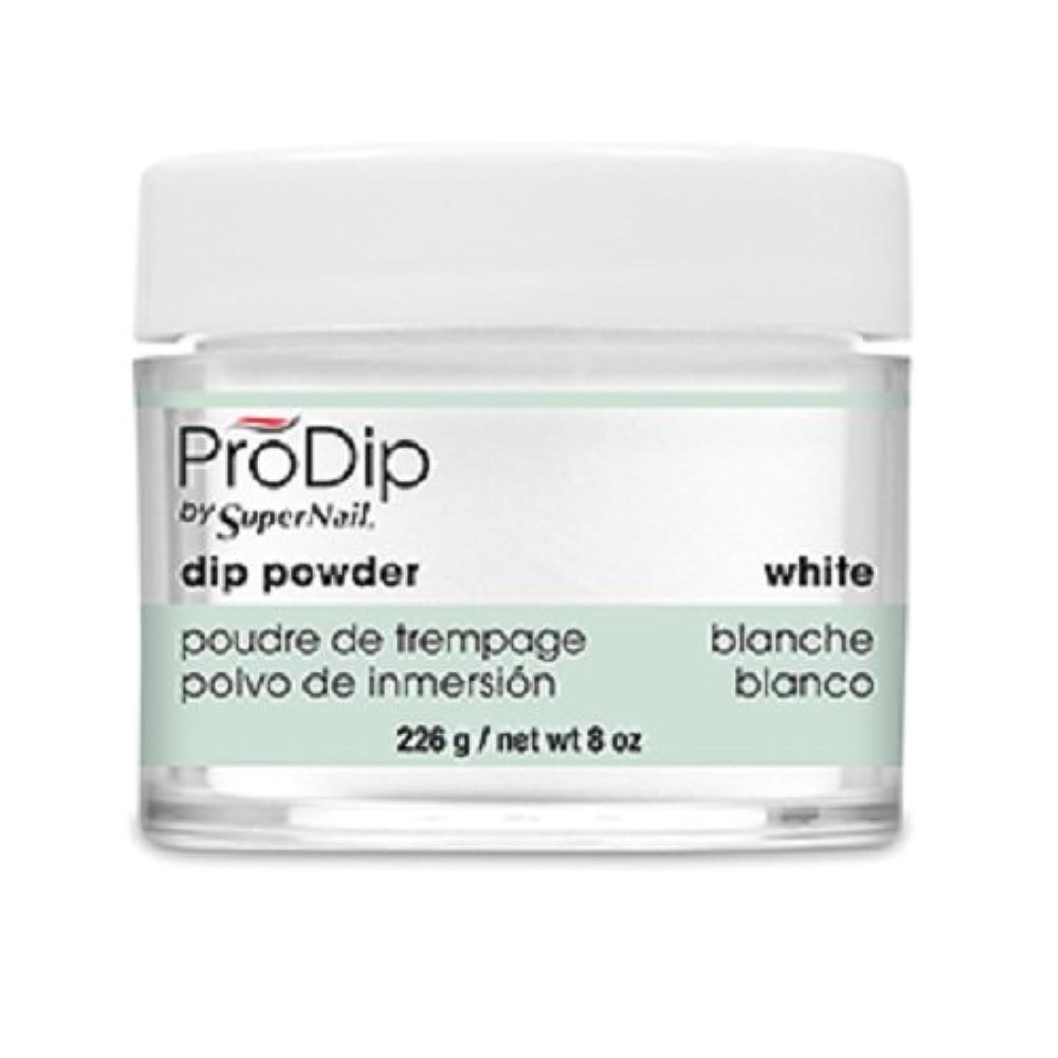 広がり医薬品家庭SuperNail - ProDip - Dip Powder - White - 226 g/8 oz