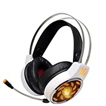 Zwbdb Head-mounted Desktop Cable Esports Gaming Headset Subwoofer With 4D Stereo Experience