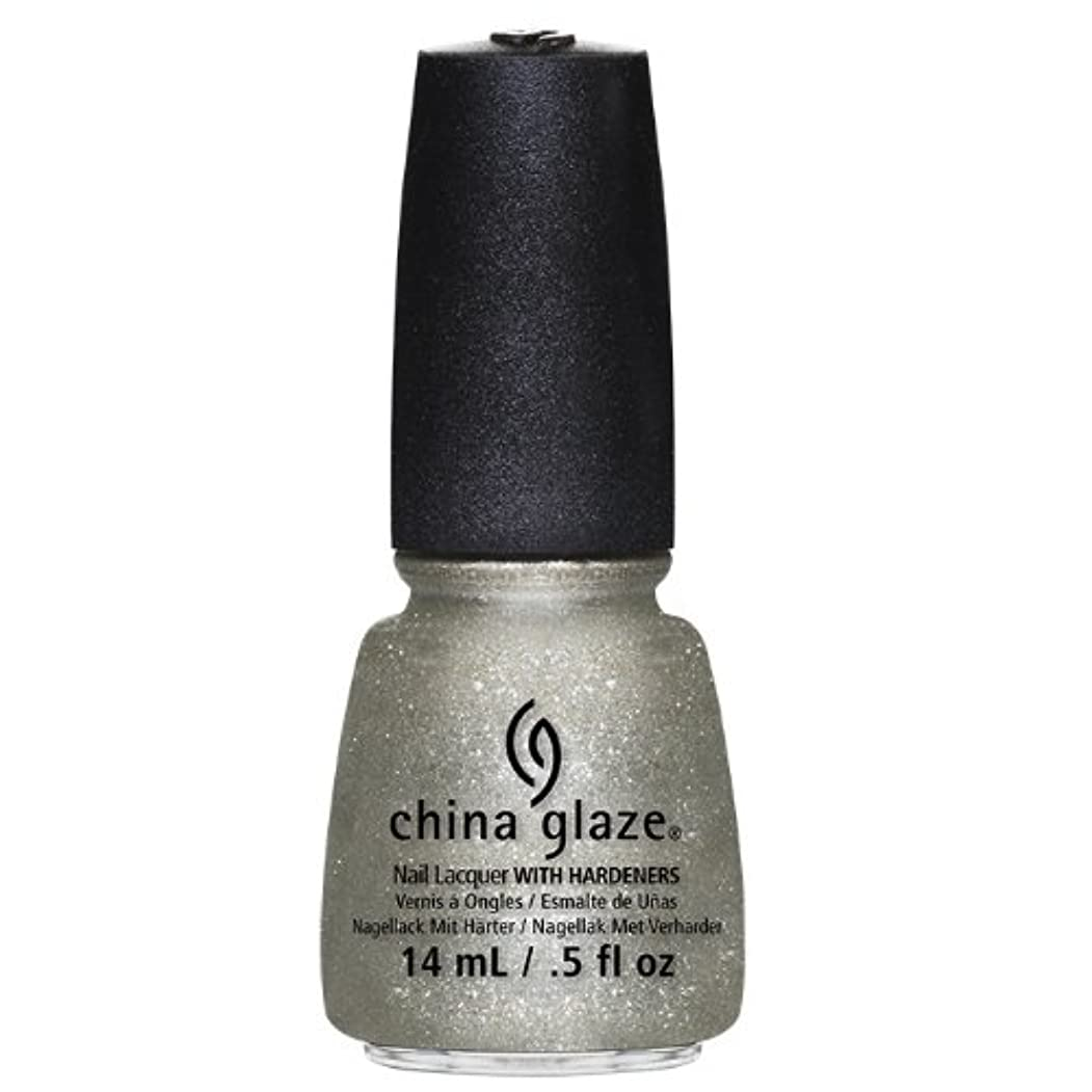 形成適合くるみCHINA GLAZE Nail Lacquer - Autumn Nights - Gossip Over Gimlets (並行輸入品)