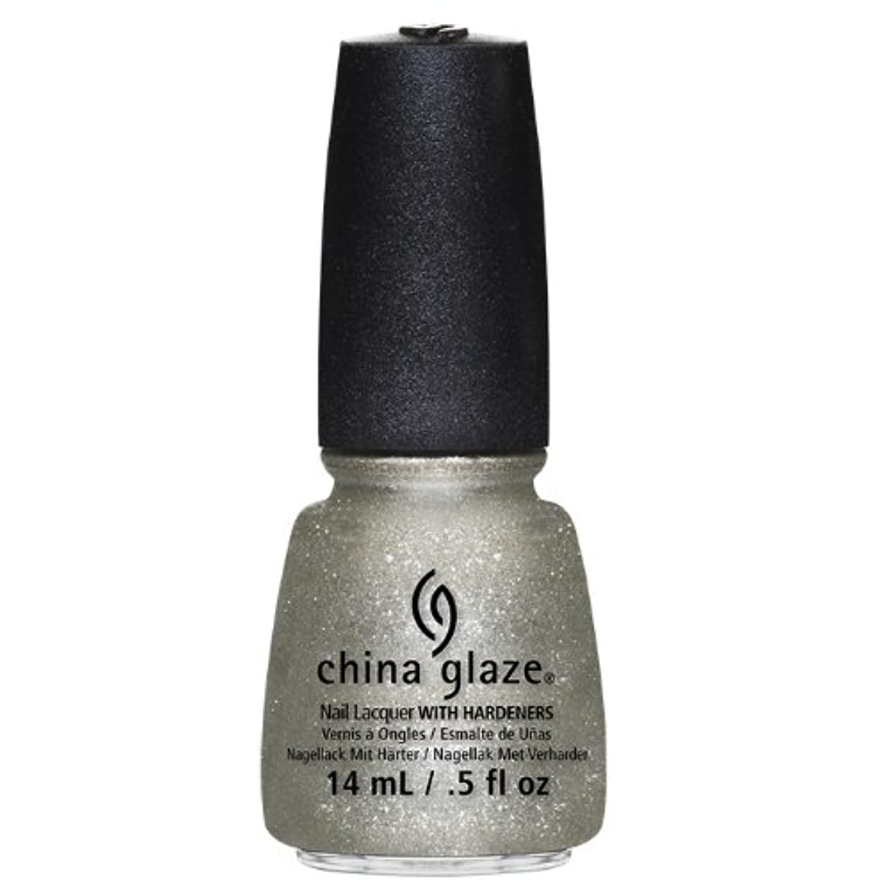 起きている浴室配送CHINA GLAZE Nail Lacquer - Autumn Nights - Gossip Over Gimlets (並行輸入品)