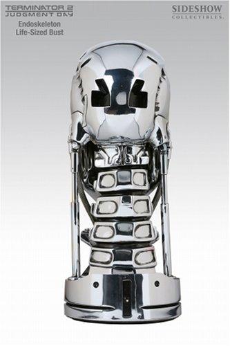 ターミネーター2/T-800 エンドスケルトン ライフ サイズ バスト