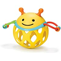 ychoice Lovely赤ちゃんおもちゃギフト子供教育Bee手カラフルSensory Ball Kids Funnnyボールおもちゃギフト