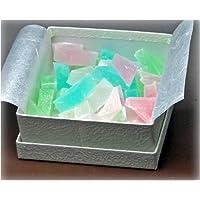 琥珀糖【氷彩花】 250グラム箱入り 上質和菓子専門店「長寿園」