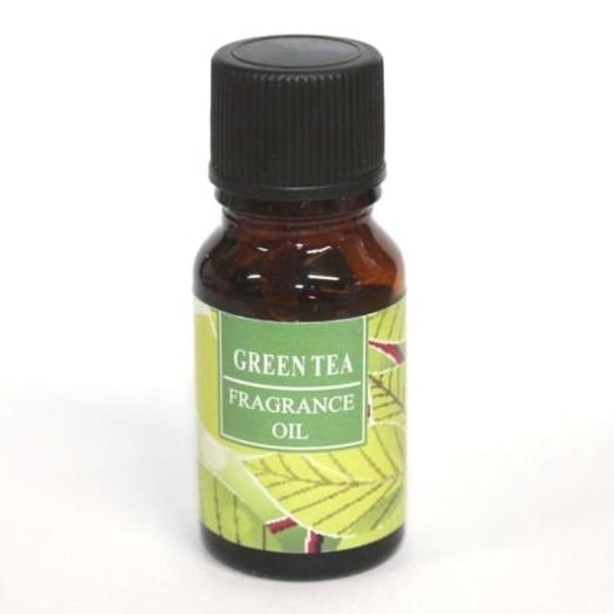 口ひげクロニクル識字RELAXING アロマオイル AROMA OIL フレグランスオイル GREEN TEA 緑茶の香り RQ-09