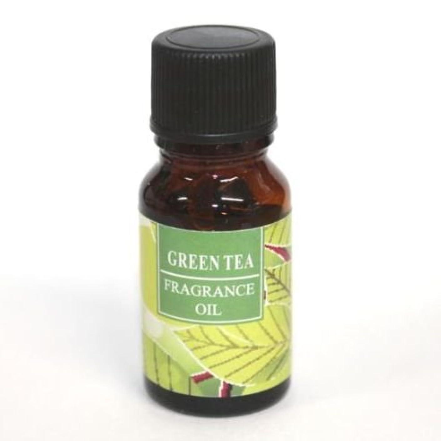 霜と闘うスキャンダラスRELAXING アロマオイル AROMA OIL フレグランスオイル GREEN TEA 緑茶の香り RQ-09