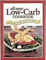 All New Low-Carb Cookbook [並行輸入品]