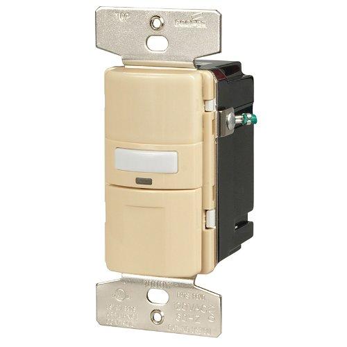 Cooper 配線デバイス OS310U-V SAVANTモーションアクティベート占有センサースイッチ - アイボリー