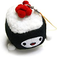 Phone Ring Toy - CHOBA Flying Fish Roe Sushi 6cm
