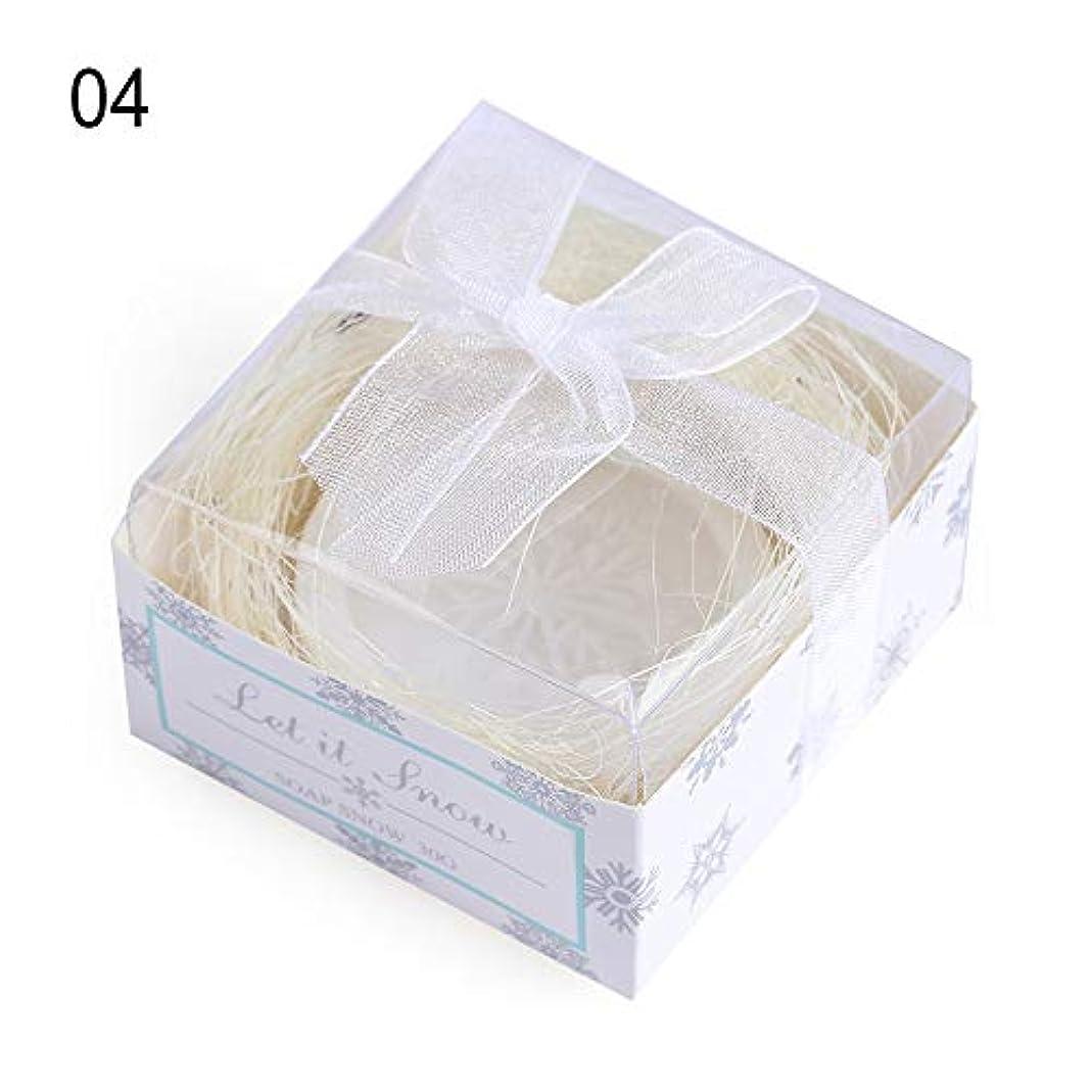 冬操作ビルダー手作り石鹸ミニ様々なファッション形状デザイン浴室石鹸結婚式パーティーハンドギフト