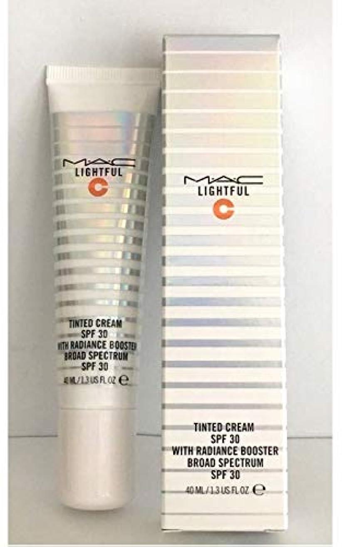 意味のある二週間メニューマック ライトフル C ティンティッド クリーム SPF30 #LIGHT 40ml 並行輸入品