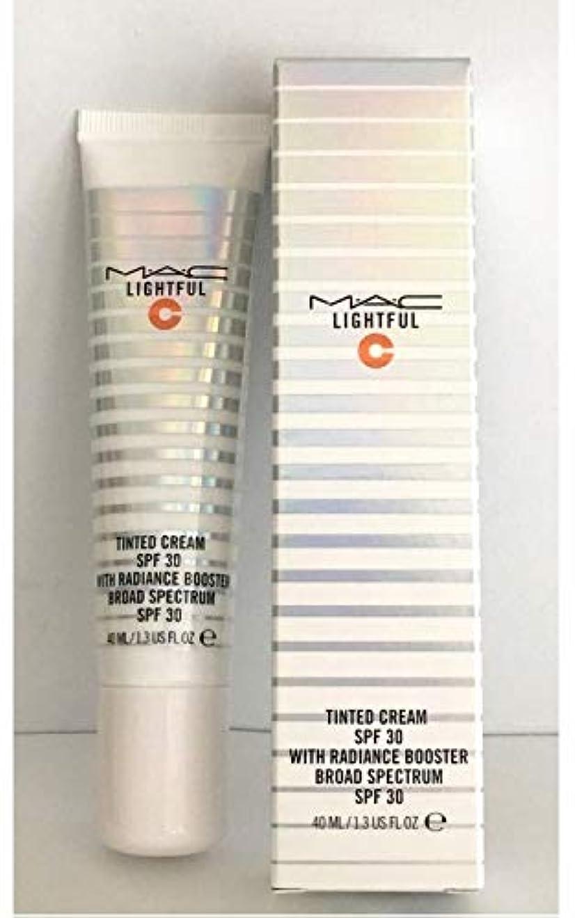 パネルチキン新しい意味マック ライトフル C ティンティッド クリーム SPF30 #LIGHT 40ml 並行輸入品