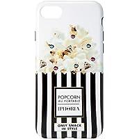 [アイフォリア]Amazon公式 正規品 iPhone 7/8対応 Popcorn au Portable for iPhone 7/8 82262