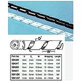 SBK12BK 12Mm Spiral Cable Wrap 5Mt Black - 9318674528661