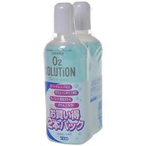 O2ソリューション 150ml×2本 (コンタ...の関連商品2