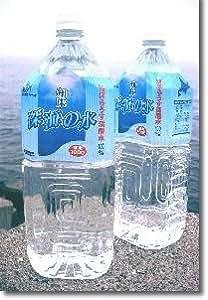 知床 深海の水 2L×6本