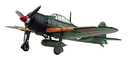 ダイキャストモデル No.02 1/48 三菱A6M5c 零式艦上戦闘機 五二型丙 横須賀海軍航空隊