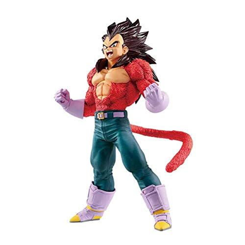 Dragon Ball GT Vegeta SS4 Blood of Saiyans Special IV