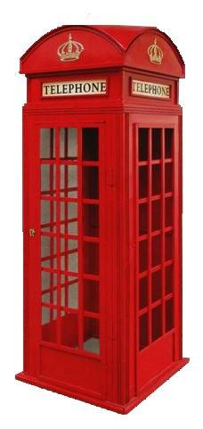 英国 ★赤い電話BOX★ 原寸大!!! 超リアル ディテールが素晴らしい UK イギリス アウトドア 限定販売 受注販売 (レッド)
