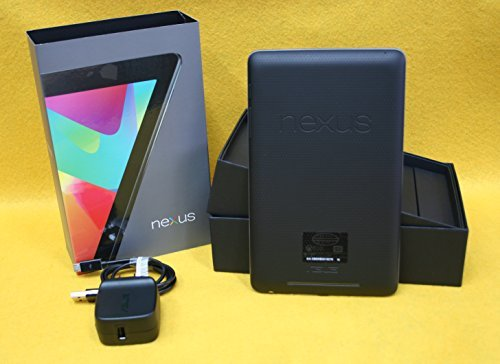 NEXUS7-1B021A Nexus 7 Wi-Fiモデル 16GB 2012(Android)