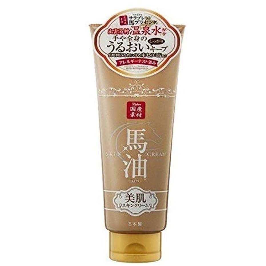 リシャン 馬油スキンクリームSB シトラスティーの香り 200g