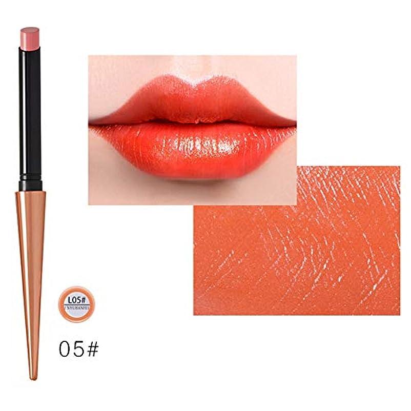 振り返るアラーム磁石口紅 リップマット リップティント リップスティック リップグロス つや消し 防水 長続き 唇の化粧品 化粧品 10色 Cutelove