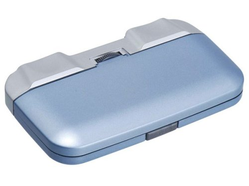 タイKenko 双眼鏡 Pliant オペラグラス 3×25 スリム 3倍 25口径 薄型 折畳式 ブルー 417508 トルを入力してください